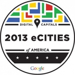 Google Names Digital Capitals of Each State | Real Estate Plus+ Daily News | Scoop.it