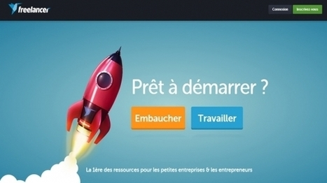 Freelances : forte progression de l'emploi en ligne | Mes ressources personnelles | Scoop.it