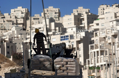 "U.N. Panel: Israeli Settlements Are 'Illegal' describes it as a ""creeping annexation"" of ... 