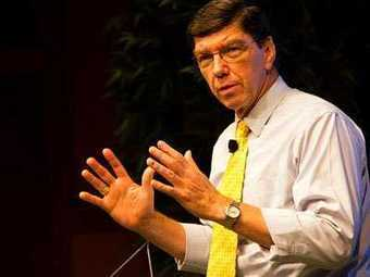 CLAY CHRISTENSEN: Higher Education Is 'On The Edge Of The Crevasse' | Edtech PK-12 | Scoop.it
