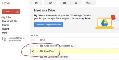 CloudCam - Camera App for Dropbox and Google Drive | SFSD iPad Scoop | Scoop.it