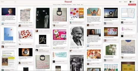 5 Tips For Using Pinterest In Your Classroom | Edudemic | Web 2.0 for Education | Scoop.it