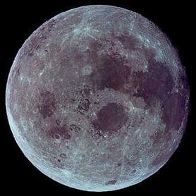 La Lluna, satèl·lit de la Terra | Ciències del món contemporani (CMC) | Scoop.it