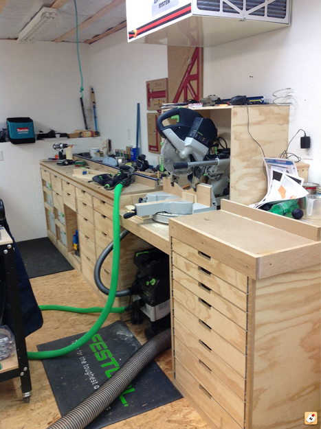 Miter saw station - Festool Owners Group   Best Miter Saws   Scoop.it