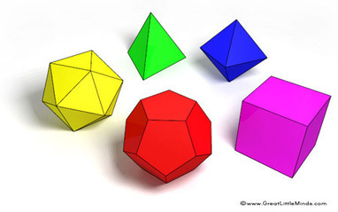 3D Nets | Resources for primary Mathematics | Scoop.it