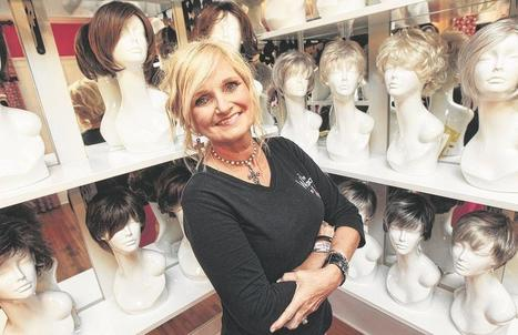 Gastonia boutique offers free wigs to women with breast cancer - Gaston Gazette | Hair There and Everywhere | Scoop.it