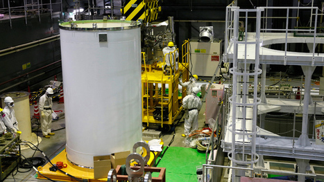 Record outdoor radiation level that 'can kill in 20 min' detected at Fukushima   NuclearRadiance   Scoop.it