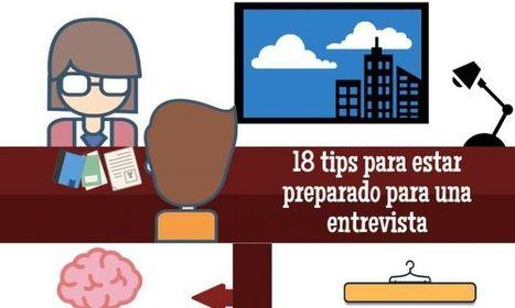 18 consejos para superar una Entrevista de Trabajo con éxito | Educacion, ecologia y TIC | Scoop.it