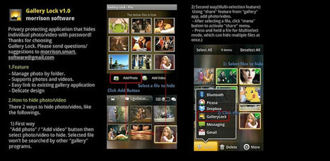 Gallery Lock Pro(Hide picture) 4.6.1 APK Free Download ~ MU Android APK | noli12345 | Scoop.it