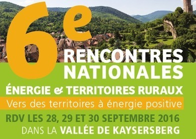 6èmes rencontres TEPOS : ce qui se prépare en Vallée de Kaysersberg / Actualités / TEPOS en France - 100 % RES | Développement durable, généralité et curiosité | Scoop.it