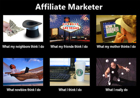 Affiliate Marketer | What I really do | Scoop.it