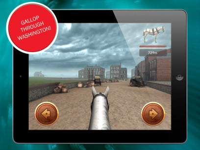 Infinity Ring - An iPad App That Takes Students Back in Time | Ipads in Ed | Scoop.it