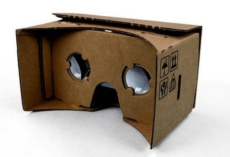 Once A Virtual-Reality Joke, Google Cardboard Is Unfolding Into Something Real | Android news | Scoop.it