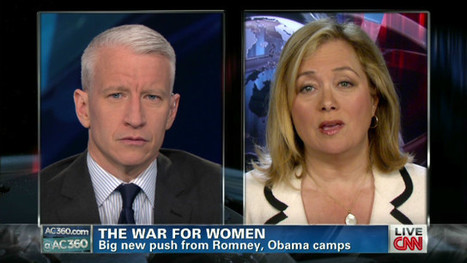 Hilary Rosen Responds to Criticism re. Ann Romney and American Women | Coffee Party Feminists | Scoop.it