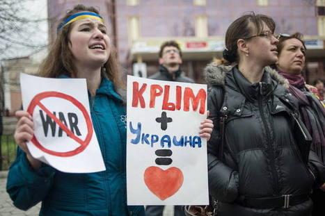 El viceministro de Exteriores ruso y el embajador de Ucrania se ... - RTVE | ucrania | Scoop.it