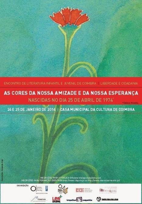Encontro de Literatura Infantil e Juvenil - Liberdade e Cidadania, em Coimbra | Interesting | Scoop.it