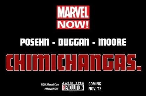 Marvel Teases Brian Posehn, Gerry Duggan, Tony Moore On 'Deadpool' - ComicsAlliance | Comic Books | Scoop.it