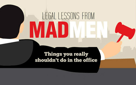 How 'Mad Men' Could Turn You Into The Worst Employee Ever [INFOGRAPHIC] | Prozac Moments | Scoop.it