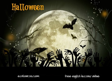 Halloween Vocabulary Word List, With Definitions | English Word Power | Scoop.it