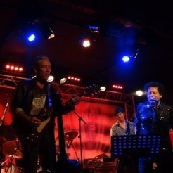 Garland Jeffreys @ New Morning : la renaissance - I Was There   Bruce Springsteen   Scoop.it