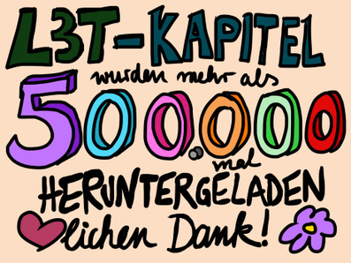 500.000 Downloads - das L3T-Team sagt DANKE #l3t #OER | Medienbildung | Scoop.it