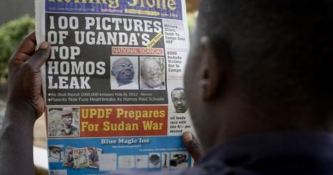 Uganda Passes Brutal Anti-Gay Laws | Social Media Slant 4 Good | Scoop.it