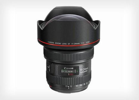 Canon's Upcoming 11-24mm f/4L Will Reportedly Cost a Hefty $3,000 | xposing world of Photography & Design | Scoop.it