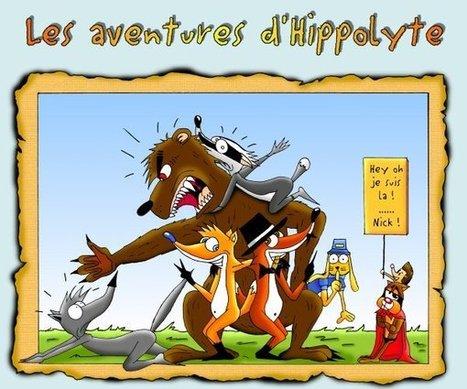 Bande dessinée (BD) - Les aventures d'Hippolyte | FLE enfants | Scoop.it