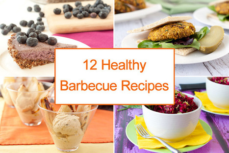 Healthy Barbecue Recipes — Healthful Pursuit | Healthy Recipes and Tips for Healthy Living | Scoop.it