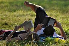 Le livre numérique est-il bon pour l'environnement ?   Thot Cursus   pédagogie et TICE 2   Scoop.it