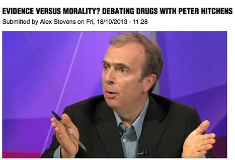 Peter Hitchens' further retort to Prof. Alex Stevens: moral stand vs evidence | Drugs, Society, Human Rights & Justice | Scoop.it