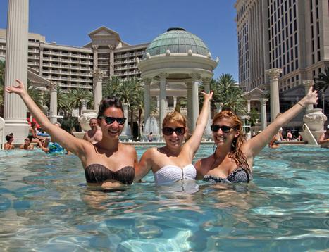 Hottest pool parties in Las Vegas | Las Vegas Update | Scoop.it