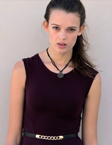 [new face] Sarah Dick @ Silent Models NY (MA) & Models 1 | from 'Model of the Week' (models.com) | CHICS & FASHION | Scoop.it