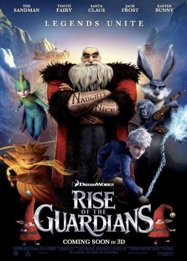 Efsane Beşli Türkçe Dublaj izle , Rise of the Guardians   Animasyon   Film izle   Scoop.it