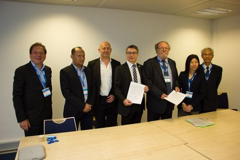 EUDCA signs MOU with Malaysian Data Centre Industry | Data Centre - Industry | Scoop.it