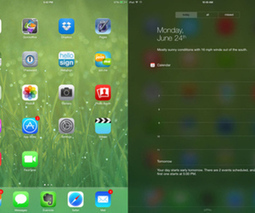 Apple releases second iOS 7 developer beta, now with iPad support | Digital Ketchup! | Scoop.it