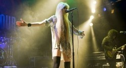 Clip: The Pretty Reckless (Taylor Momsen) 'Going to Hell' (plus de hits sur notre radio en mp3) | cotentin webradio webradio: Hits,clips and News Music | Scoop.it