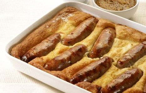 Toad in the Hole - delicious food from United Kingdom   Recipes and Foods   Scoop.it
