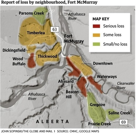 CMHC doesn't expect to cover major losses from Fort McMurray blaze   StewiackeNews   Scoop.it