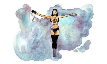 Les Femen dans «2013, année folle» « Yagg   Homosexualité, Bisexualité, Transgenre   Scoop.it