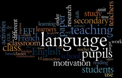 Masters in Teaching English: research project topics | TELT | Scoop.it