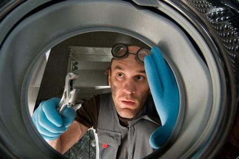Máy giặt không giữ được nước tại vì sao và khắc phục như thế nào?   phieubat34   Scoop.it