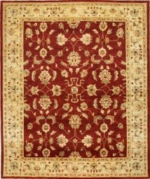 Rugsville Peshawar 5th Avenue Red Beige Wool Rug PW480 - TRADITIONAL | Oriental Rugs and Persian Rugs | Scoop.it