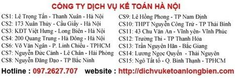 khóa học kế toán tổng hợp trên chứng từ thực tế   công ty dịch vụ kế toán Hà Nội   Scoop.it