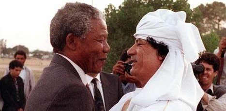 Media Blackout on Mandela's Criticism of the US ... - Global Research | Research Capacity-Building in Africa | Scoop.it