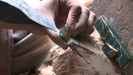 From Clay To Mosaics – Incredible Demonstration of Manual Work! | Heron | Scoop.it