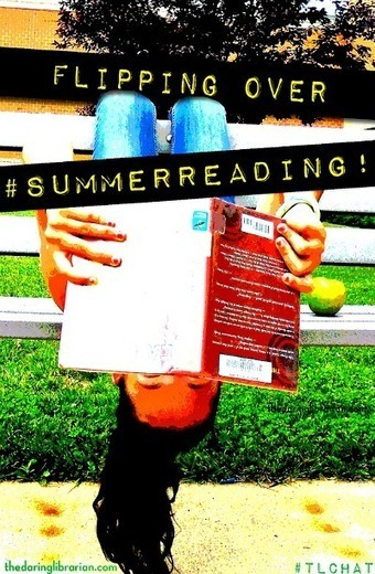 Flipping Over Summer Reading! | The Daring Librarian | News for North Country Cybrarians | Scoop.it
