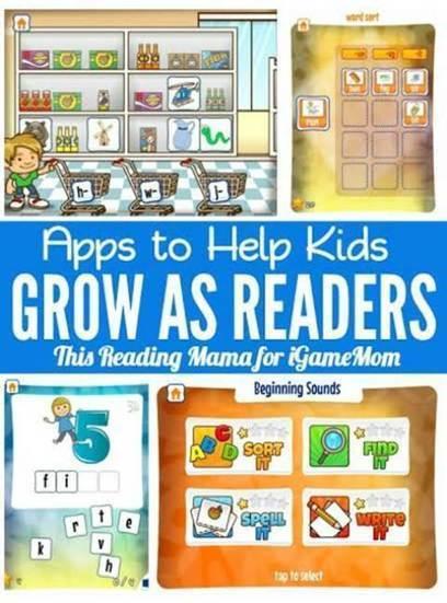 App Series Teaching Kids To Be Good Readers | iGameMom | Digital Storytelling Tools, Apps and Ideas | Scoop.it