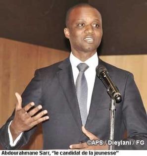 Un candidat à l'élection présidentielle sénégalaise porte les MSC | Monnaies En Débat | Scoop.it