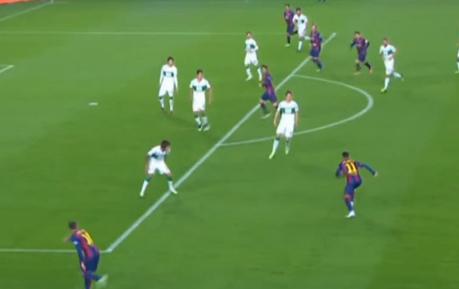 Neymar And Luis Suarez Both Scored Brilliant Goals Against Elche Today | The Football Vault | Scoop.it